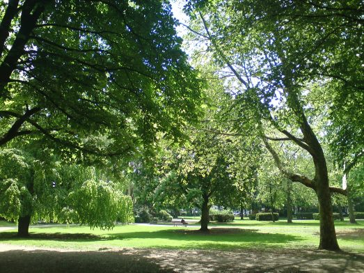 Römerpark, Köln-Südstadt