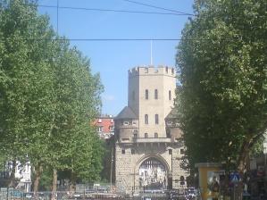 Chlodwigplatz – Köln, Südstadt