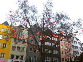Heumarkt – Weihnachtsmarkt-Deko