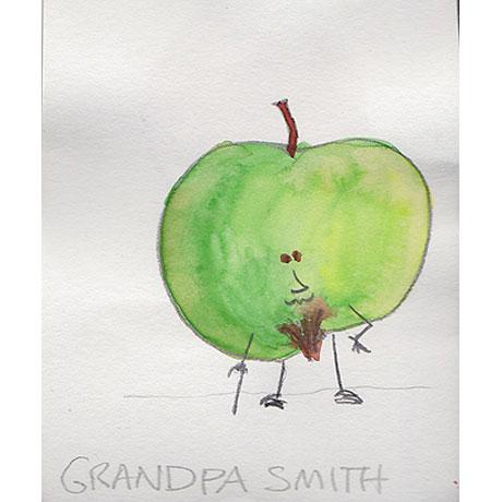 Grandpa Smith, der alte Knacker
